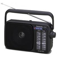 Panasonic RF-2400DEG-K radio, radiopulksteņi