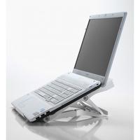 Portable notebook stand (white) portatīvā datora dzesētājs, paliknis