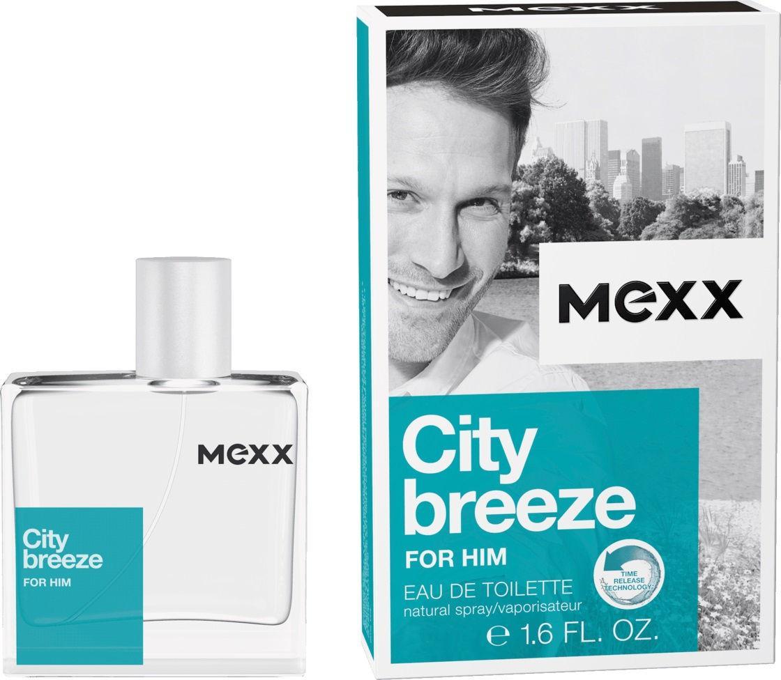 Mexx City Breeze (EDT,Man,75ml) T-MLX14536 Vīriešu Smaržas