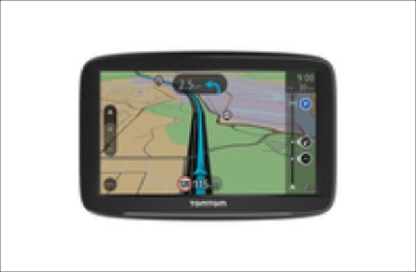TomTom Start 52 Europa PKW-Navigationssystem Navigācijas iekārta