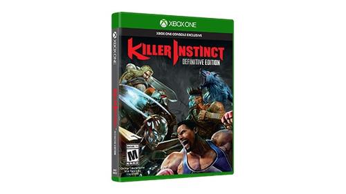 Killer Instinct: Definitive Edition (Xbox One)