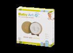 Baby Art Magic Box komplekts mazuļa pēdiņu/rociņu nospieduma izveidošanai, original bērnu rotaļlieta