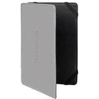 Tablet Case | POCKETBOOK | Black / Grey | PBPUC-623-BCGY-2S Elektroniskais grāmatu lasītājs