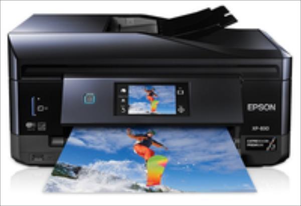 Epson Expression Premium XP-830 (Tintenstrahldrucker, Scanner, Kopierer, Fax) with WLAN printeris