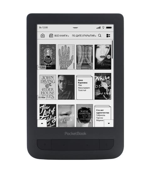 POCKETBOOK Basic Touch 2 PB625 Elektroniskais grāmatu lasītājs