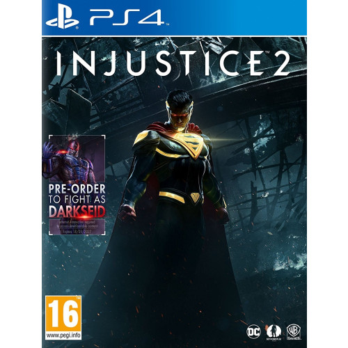Warner Bros Injustice 2 (PS4)