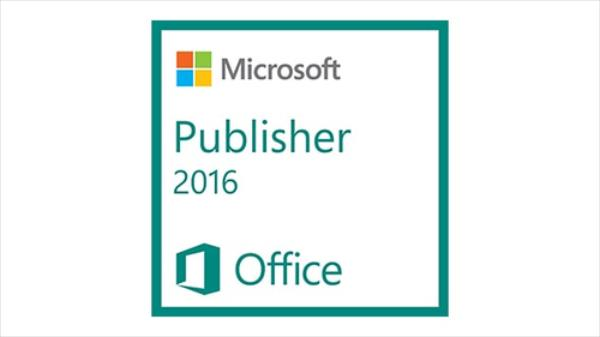 Microsoft Open-NL Publisher 2016 single language