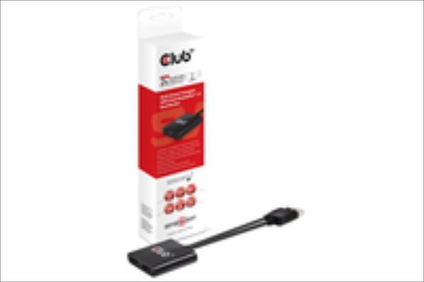 CLUB 3D MST HUB 2-1 adapteris