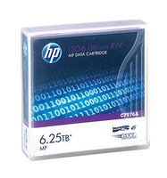 HP Ultrium6 LTO 6.25TB RW Data Tape