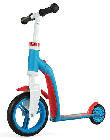Scoot & Ride Highwaybaby 2w1 Blue 961578 Skrejriteņi