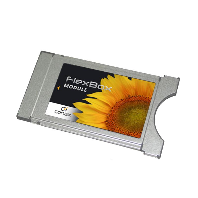 FLEXBOX Conax Cam uztvērējs