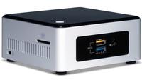 Intel BOXNUC5PPYH, N3700, DDR3L-1600, SATA3, HDMI, SDXC slot, USB 3.0, BOX