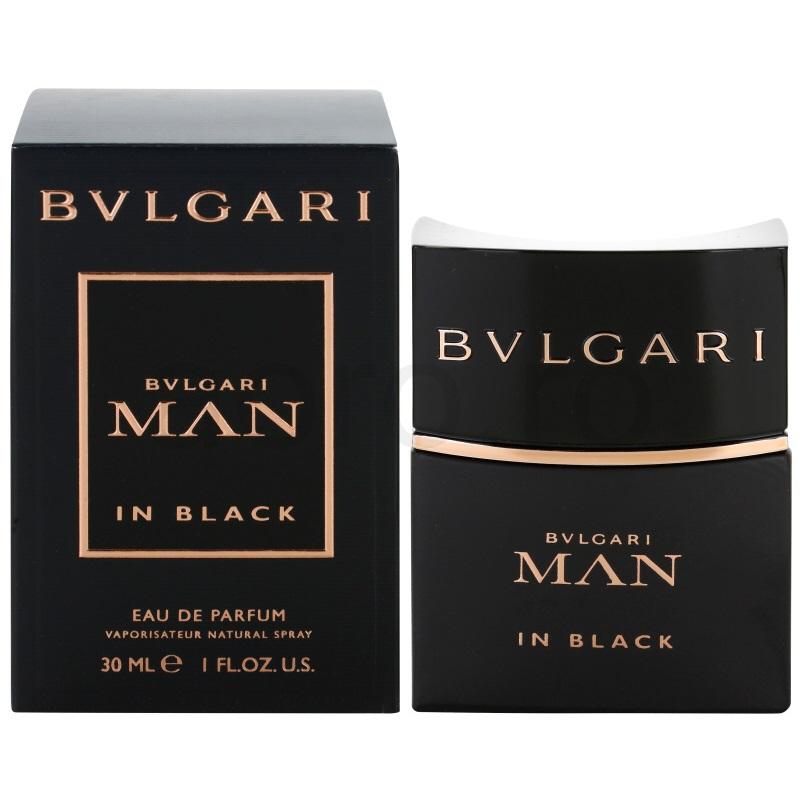 Bvlgari Man In Black 30ml Vīriešu Smaržas