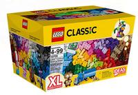 Zestaw kreatywnego budowniczego LEGO konstruktors