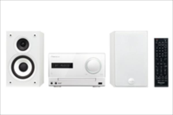 Pioneer X-CM32BTD-W mūzikas centrs