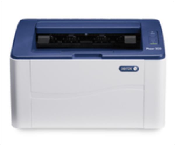 Xerox Phaser 3020 printeris