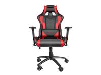 Gaming Chair GENESIS    Nitro880 Black/Red datorkrēsls, spēļukrēsls