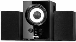 Speakers SVEN MS-80, black (7W) datoru skaļruņi