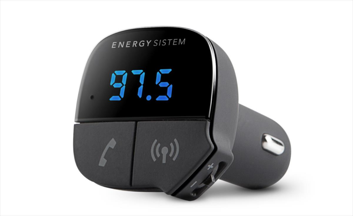 Energy Sistem 424313 Music Bluetooth FM modulators (Hands Free) FM transmiteris