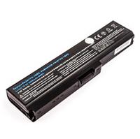 MicroBattery 6 Cell Li-Ion 10.8V 4.4Ah 48wh Laptop Battery for Toshiba PA3817U-1BRS, PA3818U-1BRS, PABAS227, PABAS228, PA3817U-1BAS, H000030 akumulators, baterija portatīvajiem datoriem