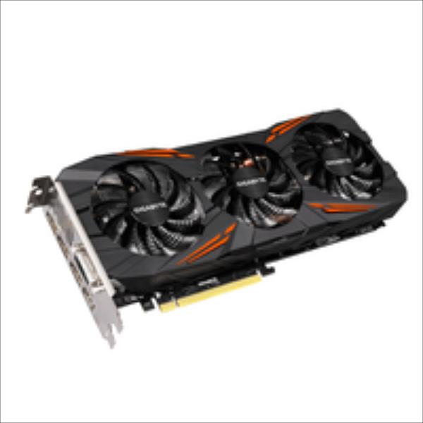 IZPĀRDOŠANA - Gigabyte GeForce GTX 1080 G1 Gaming, 8192 MB GDDR5X video karte