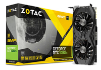 Zotac GeForce GTX 1080Ti AMP  Edition 11GB video karte