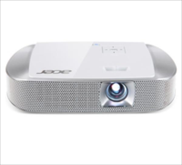 Acer K137i 1280x800 DPI, 700 cd/m2, -/1.7x, White projektors