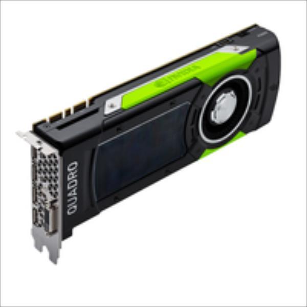 PNY NVIDIA Quadro P6000, 24GB GDDR5X (384 Bit), DVI, 4xDP, PCI-E 3.0 video karte