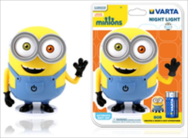 Varta Minions Night Light 15615101421 kabatas lukturis