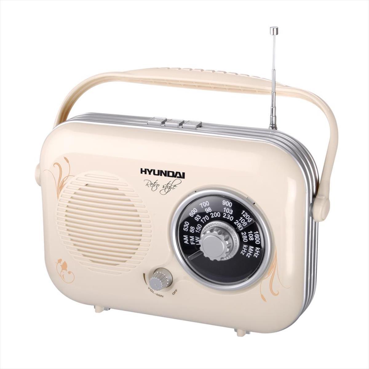 Hyundai PR100B radio, radiopulksteņi