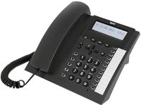 Telefon Tiptel 2020 ISDN anthrazit telefons