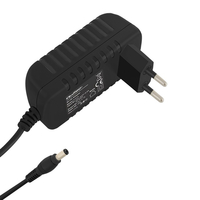 Qoltec AC adapter for LCD screen/router 19W | 9V | 2.1A | 5.5*2.5 Barošanas bloks, PSU