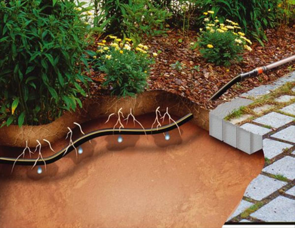 Gardena 1395-20 garden hose Dārza laistīšanas iekārtas