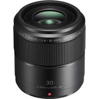LUMIX G MACRO 30MM F2.8 OIS  H-HS030E Digital Camera Digitālā kamera