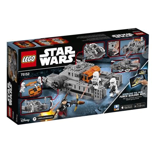 Lego Star Wars 75152 Imperial Assault Hovertank LEGO konstruktors