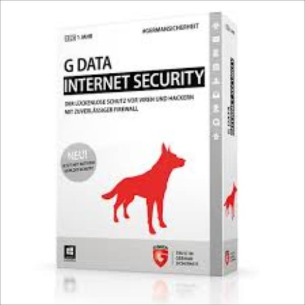 Gdata Internet Security 2015 OEM - (082216) programmatūra