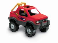 Little Tikes Auto 4x4 Radiovadāmā rotaļlieta