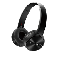 Sony MDR-ZX330BT Bluetooth/NFC Black austiņas