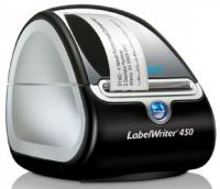LabelWriter 450, Black  S0838770 LabelWriter uzlīmju printeris
