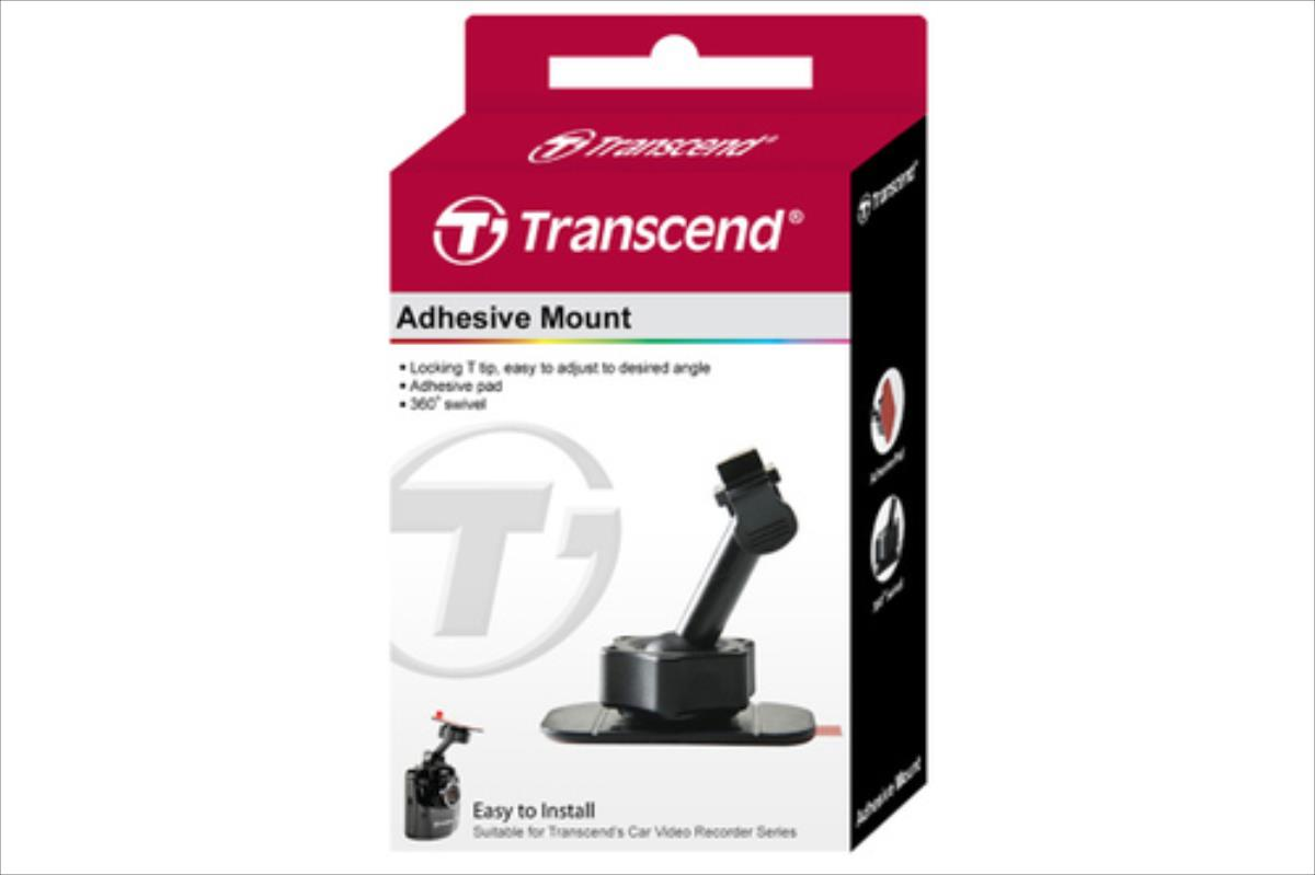 TRANSCEND VEHICLE RECORDER ACC MOUNT/TS-DPA1 videoreģistrātors