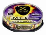 Extreme DVD+R 8,5GB Double Layer x8 - Cake Box 10 matricas