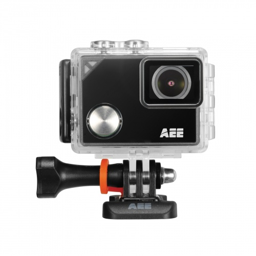 AEE Lyfe Titan S90A 4K (camera+waterproof case+frame+quick mount+adhesive mount+usb cable) sporta kamera