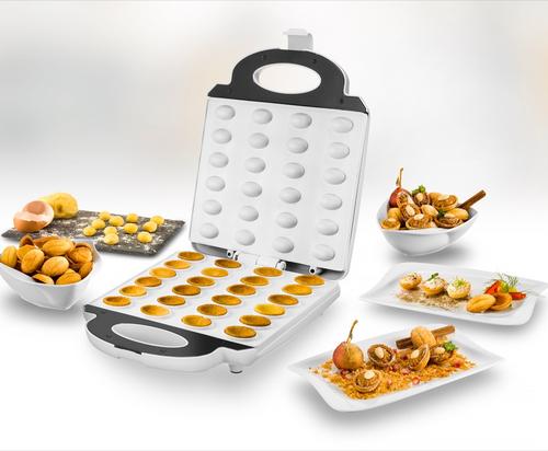 Unold 48360 Nut Waffle Maker vafeļu panna