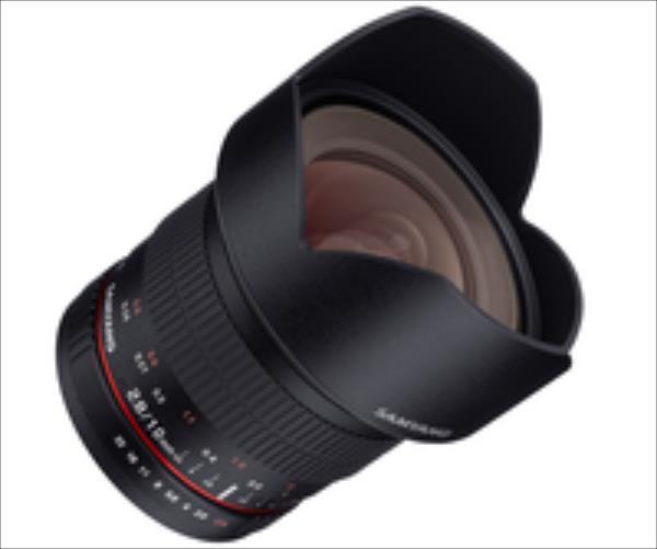 Samyang F1120404101 10MM F2,8 PENTAX K foto objektīvs