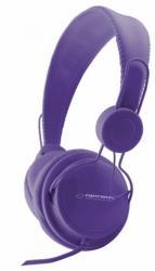 ESPERANZA EH148V SENSATION Audio Stereo Headphones with volume control   | 3m austiņas