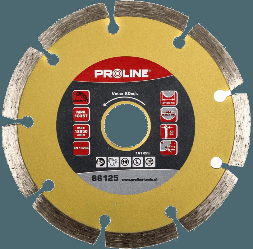 Proline Dimanta disks PSG 180x22mm betonam