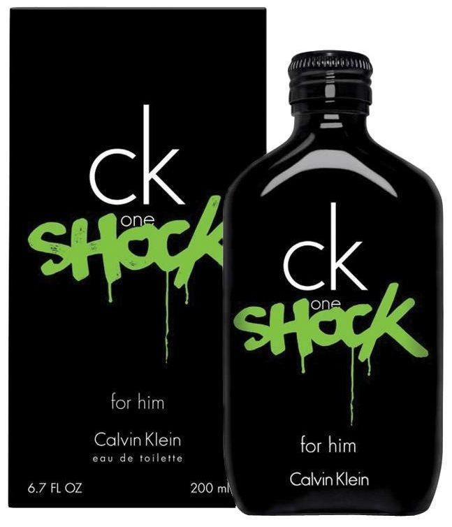 Calvin Klein One Shock For Him 200ml Vīriešu Smaržas