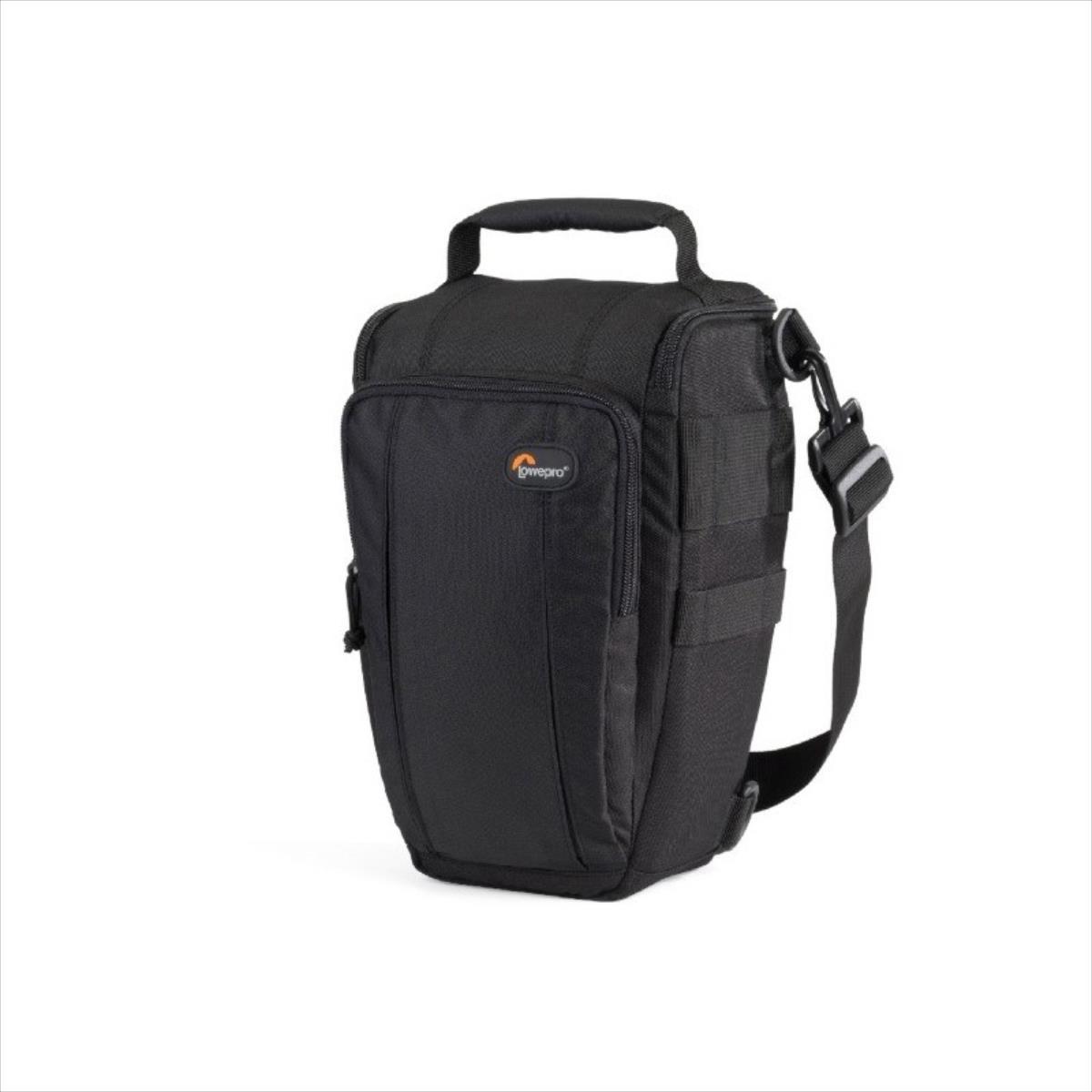 Lowepro Toploader Zoom 55 AW II Black soma foto, video aksesuāriem