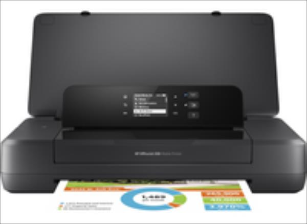 HP OfficeJet 200 Mobile Printer printeris