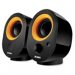 Speakers SVEN 316, black (USB) datoru skaļruņi